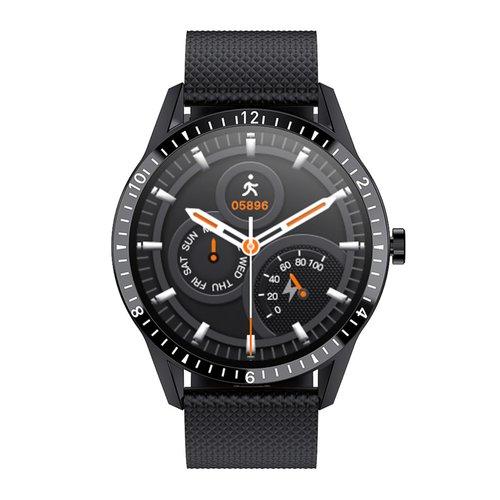 DAS-4 SG44 Black Smartwatch 50121