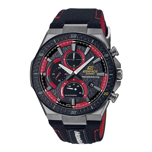 CASIO Edifice Honda Racing Solar Chronograph EFS-560HR-1AER