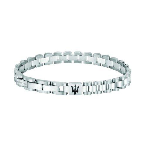MASERATI Stainless Steel Bracelet JM219AQH18