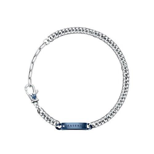 MASERATI Stainless Steel Bracelet JM221ATY09