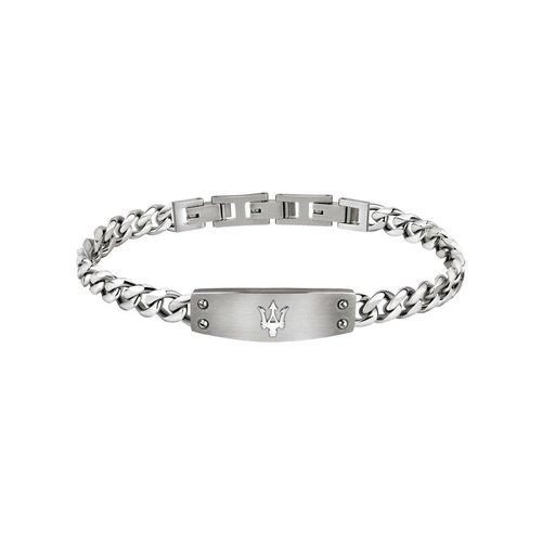 MASERATI Stainless Steel Bracelet JM320AST04