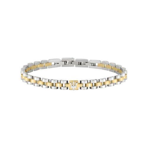 MASERATI Stainless Steel Bracelet JM320AST09