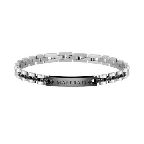 MASERATI Stainless Steel Bracelet JM420ATJ07