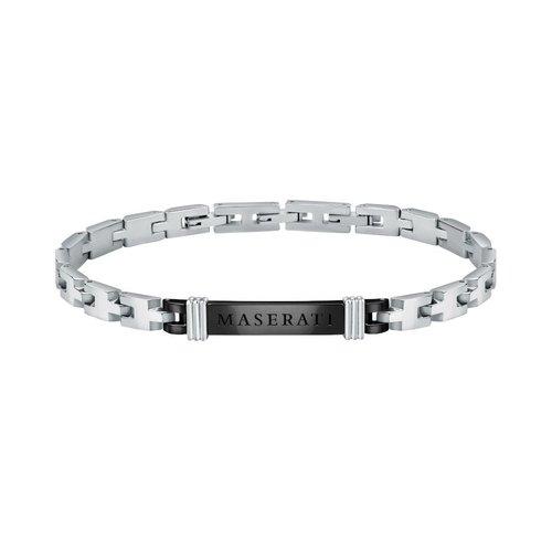 MASERATI Stainless Steel Bracelet JM420ATK02