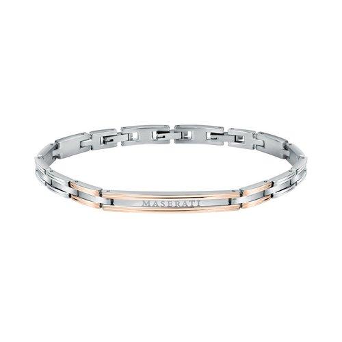 MASERATI Stainless Steel Bracelet JM420ATK05