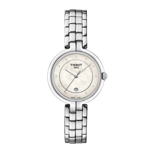 TISSOT Flamingo Diamonds T0942101111601