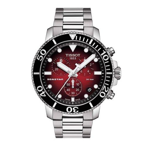 TISSOT Seastar 1000 Chronograph T1204171142100