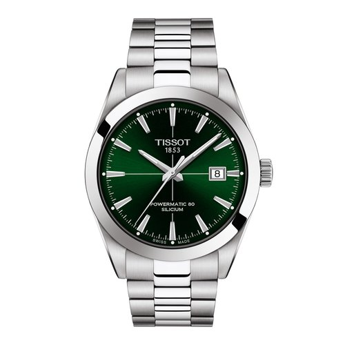 TISSOT Gentleman Powermatic 80 Silicium T1274071109101