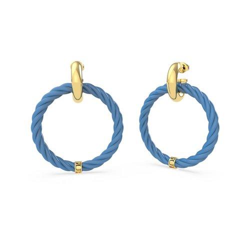 GUESS Steel Earrings UBE70012