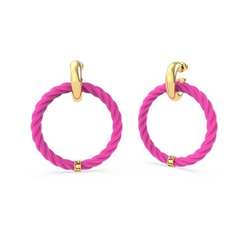 GUESS Steel Earrings UBE70013
