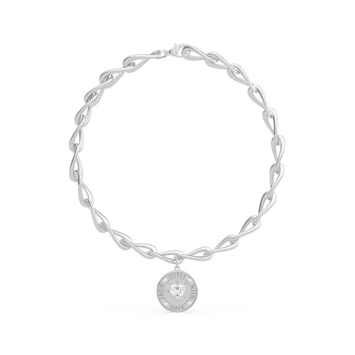 GUESS Steel Necklace UBN70005