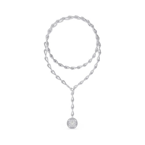 GUESS Steel Necklace UBN70007