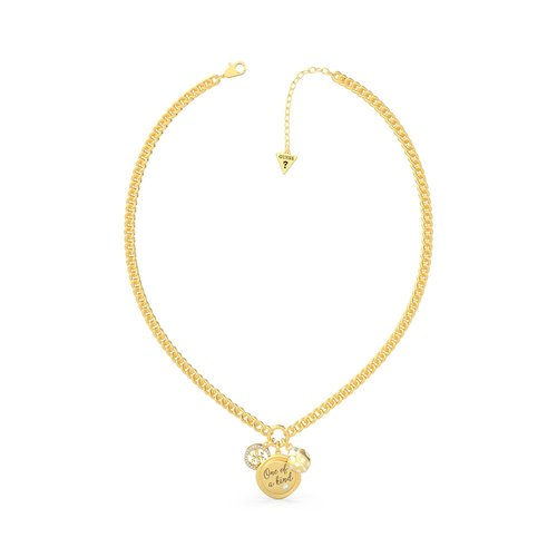 GUESS Steel Necklace UBN70041