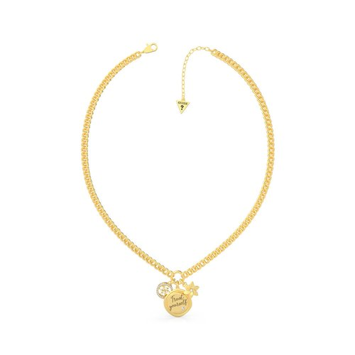GUESS Steel Necklace UBN70043