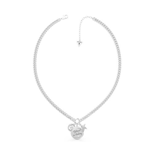 GUESS Steel Necklace UBN70044
