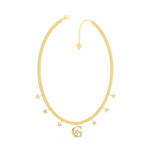 GUESS Steel Necklace UBN70062