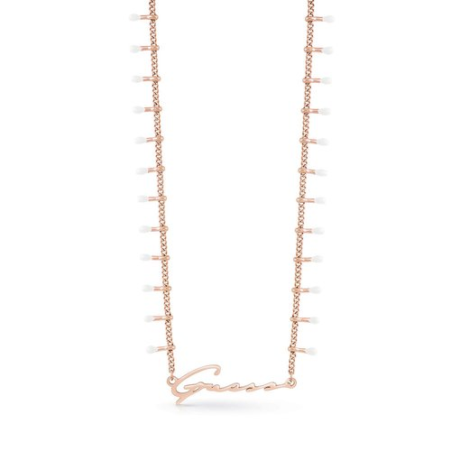 GUESS Steel Necklace UBN70092