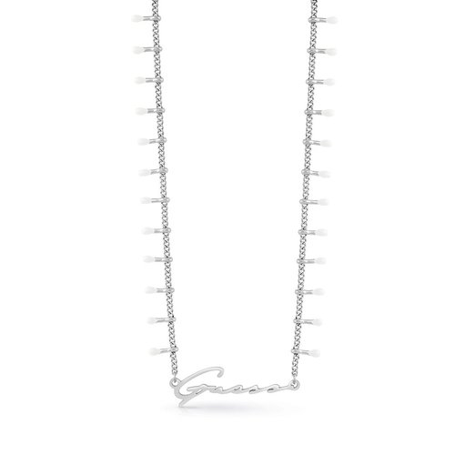 GUESS Steel Necklace UBN70094