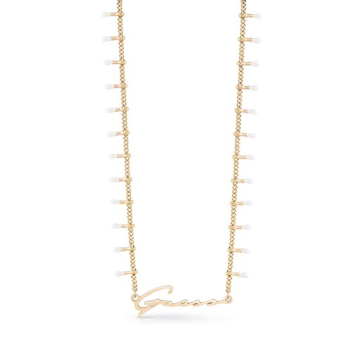 GUESS Steel Necklace UBN70095