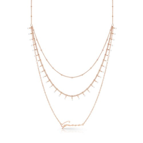 GUESS Steel Necklace UBN70101