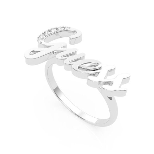 GUESS Steel Ring UBR70019