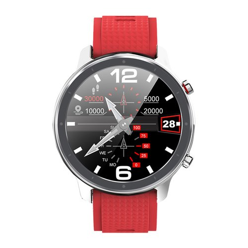 DAS-4 SG24 Red Smartwatch 70062