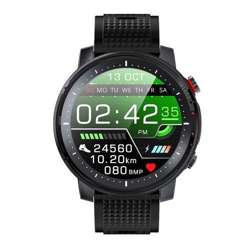 DAS-4 ST08 Black Smartwatch 70071