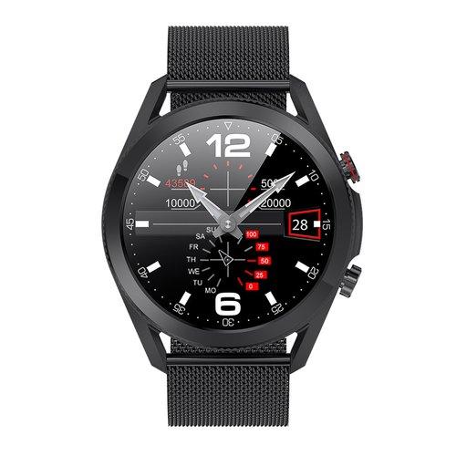 DAS-4 SL22 Black Smartwatch 70081