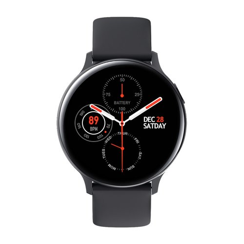 DAS-4 SG18 Black Smartwatch 70091