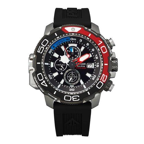 CITIZEN Promaster Marine Diver Eco-Drive Chronograph BJ2167-03E