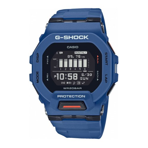 CASIO G-Shock G-Squad Bluetooth GBD-200-2ER