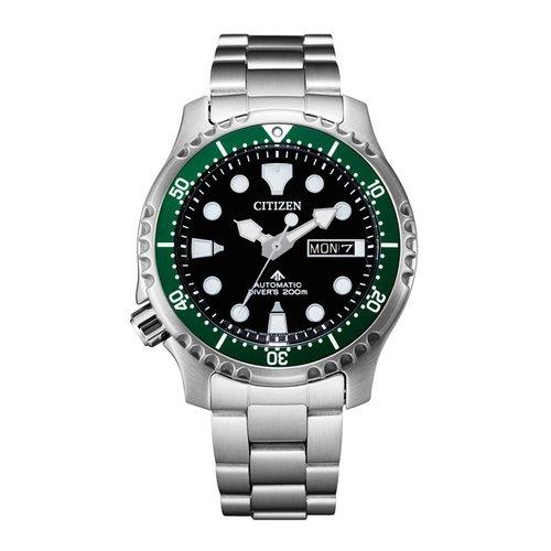 CITIZEN Divers Automatic NY0084-89E