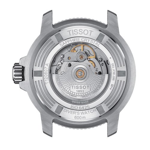 TISSOT Seastar 2000 Professional Powermatic 80 T1206071104101