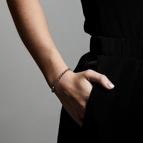 PILGRIM Lucia Crystal Gold-Plated Bracelet 601912022