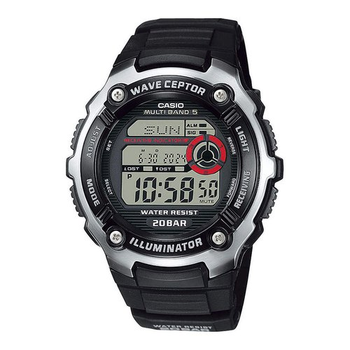 CASIO Collection Wave Ceptor WV-200R-1AEF