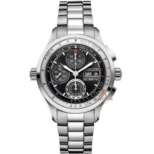 Hamilton Khaki X-Patrol Automatic Chronograph Stainless Steel