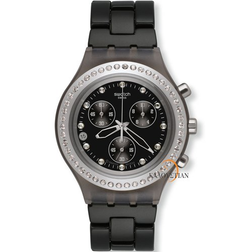 Swatch Full Blooded StoneHeart Silver SVCM4009AG