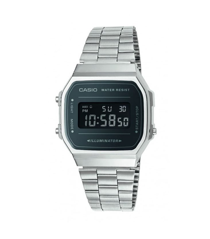 Men    Brands    CASIO    CASIO Standard A-168WEM-1EF - ΡΟΛΟΓΙΑ ... 28d0967176f